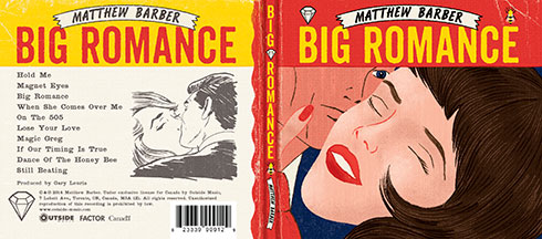 matthew barber big romance exterior -- ianphillipsillustration